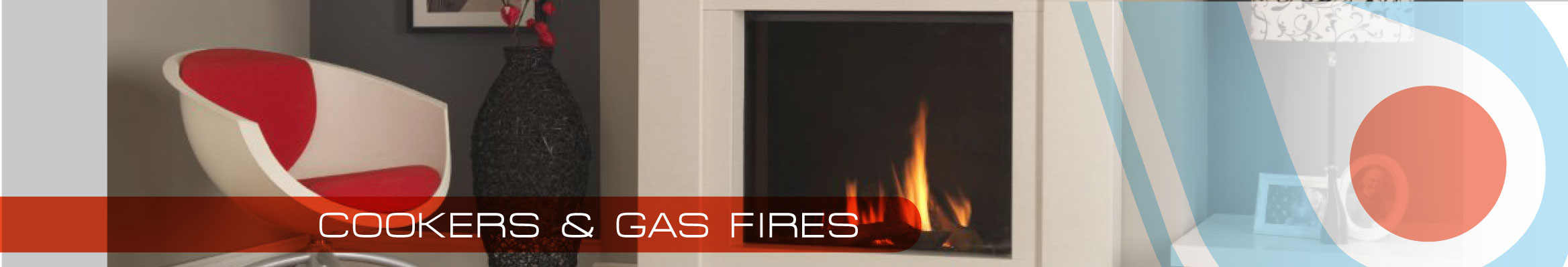 Cookers & Gas Fires Reading
